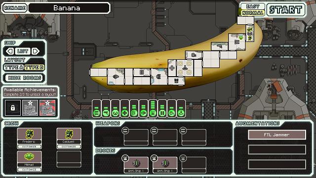 bananaship